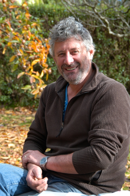 Unusual Edibles - At home with Stephen Ryan.