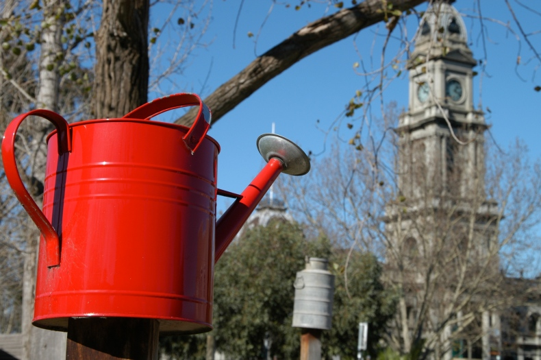 5-D WATERING CAN