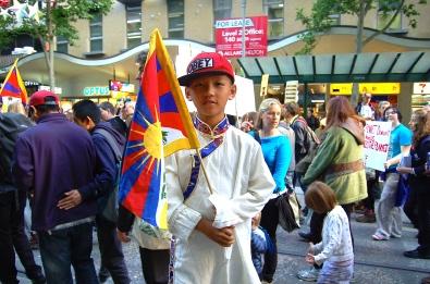 ROWENA-TIBETAN BOY