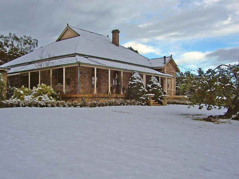 Kentgrove in the snow