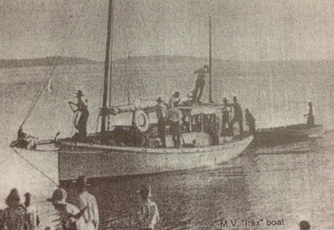 M.V. IREX